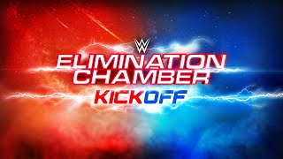 WWE Elimination Chamber Kickoff: Feb. 21, 2021