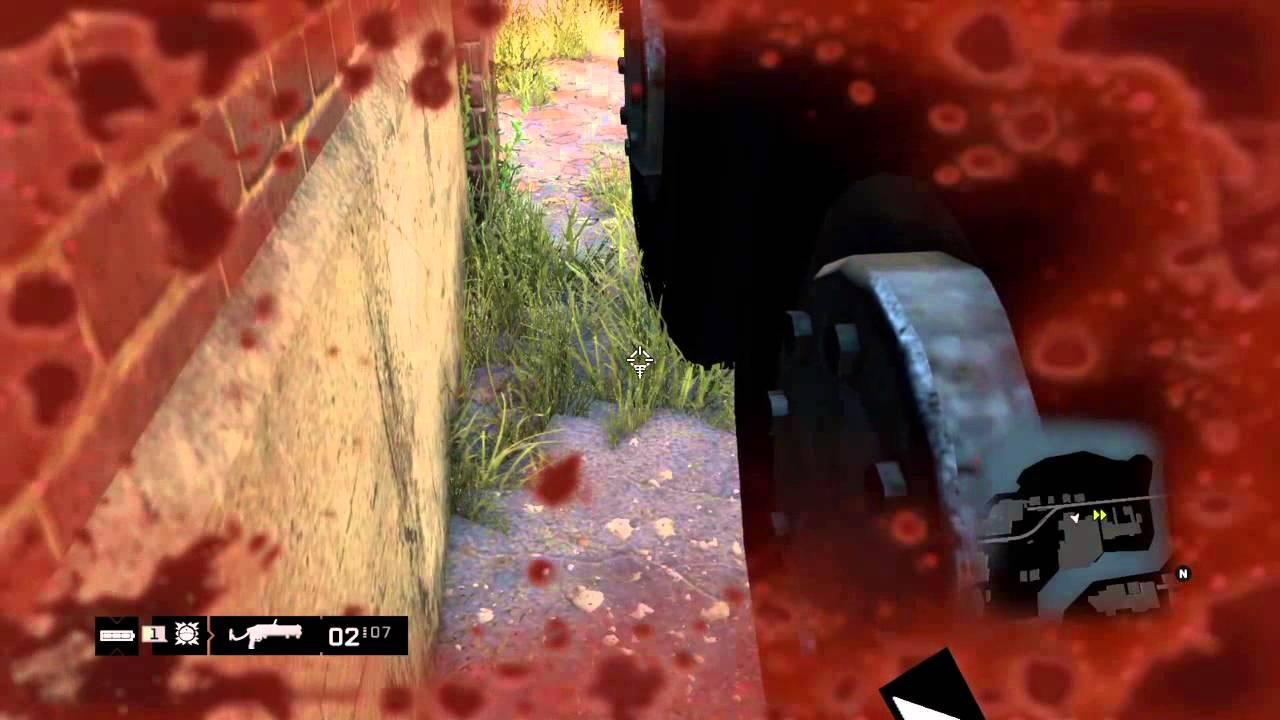 Glitch d'invincibilité aux bunker watch dogs - YouTube