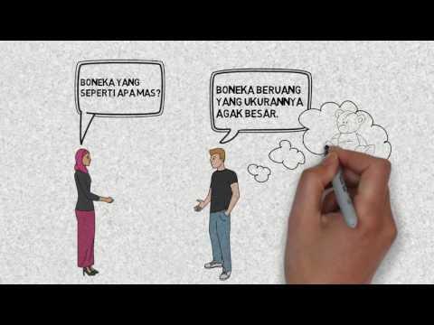 Dialog Negosiasi Bahasa Indonesia