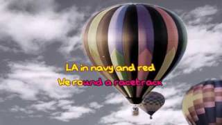 Hot Air Balloon (Owl City) Karaoke
