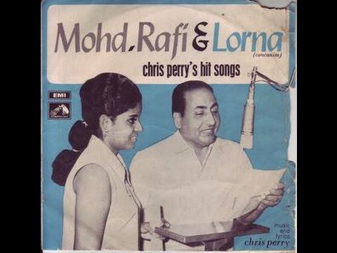 Bom Jezuchea Konventan - Mohammed Rafi & Lorna - Lyrics