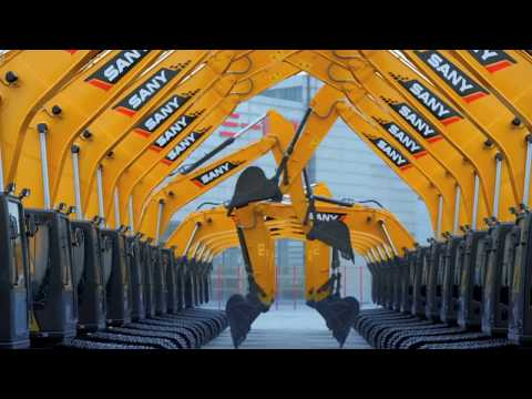 SANY Heavy Machinery Introduction
