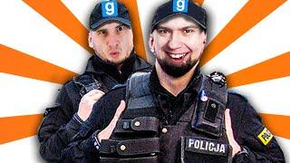 NALOT POLSKIEJ POLICJI (Garry's Mod Trouble in Terrorist Town)