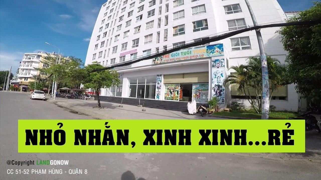 Chung cư 51-52 Phạm Hùng, Quận 8 – Land Go Now ✔