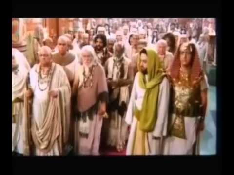 Hz.Yusuf'un Firavunun Rüyasını Yorumlaması