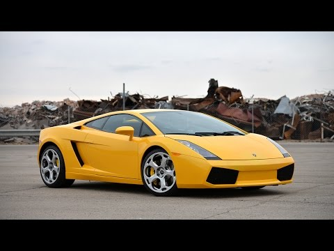 2004 Lamborghini Gallardo - WR TV Sights & Sounds