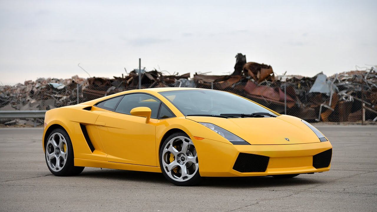 2004 Lamborghini Gallardo Wr Tv Sights Sounds Youtube