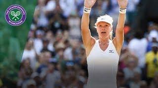 Venus Williams vs Kiki Bertens 3R Highlights | Wimbledon 2018