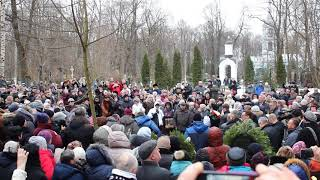 Похороны Людмилы Сенчиной. WALKERU ©