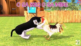 O SA MIRE O SA KEQ - Muzike per Femije me video animim 3D