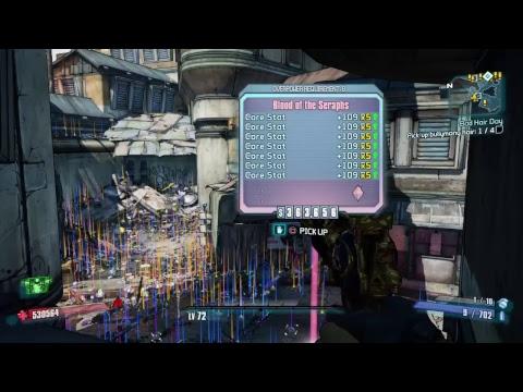 Borderlands 2 PS4 MODDED DROP 