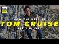 How the Hell Is Tom Cruise Still Alive? | NowThis Nerd