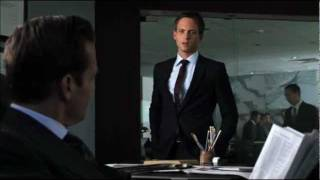 Suits (Mike Ross and Harvey Specter) - Pretty Woman