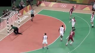 Polska - Dania 28-29 - Gol Daszka dający dogrywkę