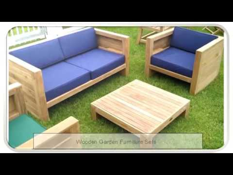 Interior Architecture Models   Wooden Furniture Sets For Gardens. Home  Garden Channel