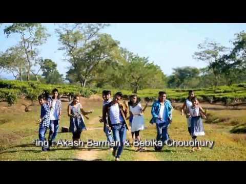 Hiyar majot new rajbonshi song video sing by atul barman