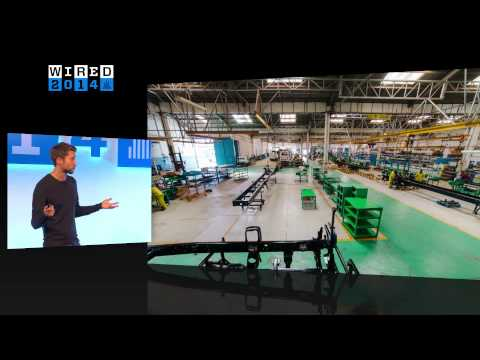 Joel Jackson on how Transportation can Improve Economic Productivity   WIRED 2014   WIRED