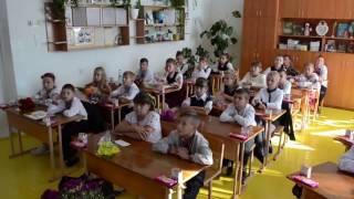 1 вересня 4-В клас 2016 вч. Свінціцька Лариса Архипівна