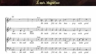 Purcell: Z 231/1. Magnificat (Evening Service in G minor) - Preston