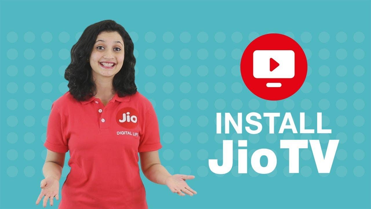 Jio TV - How to Install Jio TV App (Hindi) | Reliance Jio