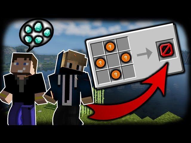 ✔Hogyan Csinálj LÁTHATATLAN Blockot a Minecraftban!✔