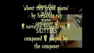 SKITTLES CRISTOFORI BOLINGBROKE WALLIS  de Wallis Simpson por fernando ray