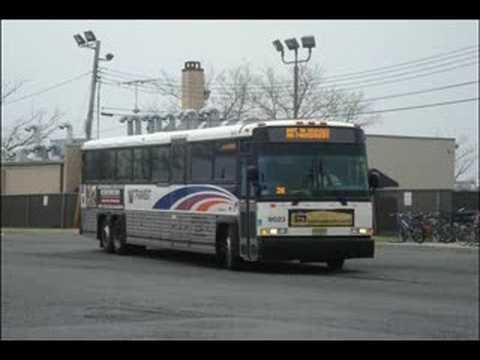 Route 190 New York New Jersey Transit D4500cl 9007