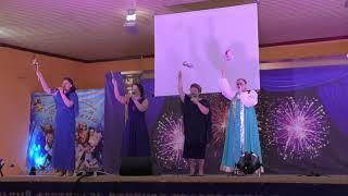 """Музыкальное приветствие участников из г. Зеленогорска фестивалю """"Большая перемена"""""""