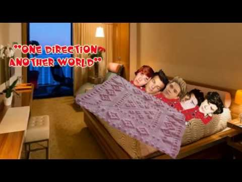 One Direction Cartoon - Another World Music Video