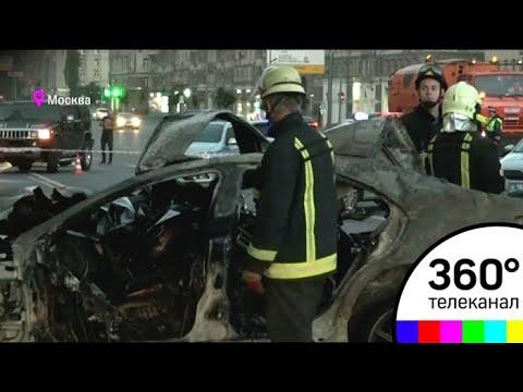 ДТП на Кутузовском проспекте унесло жизни 3 человек