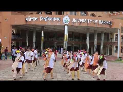 Barisal University || English Department || Rag Day
