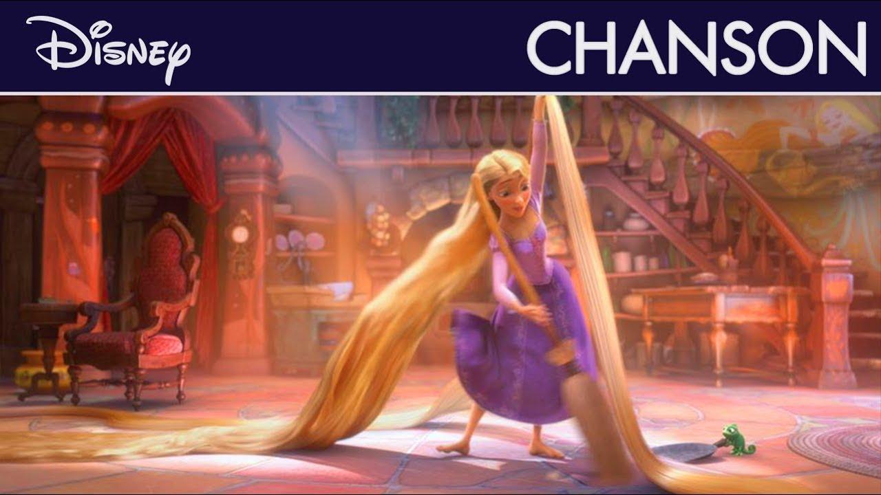 Raiponce Ou Est La Vraie Vie I Disney Youtube