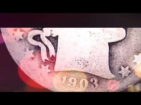 1903-O BARBER HALF DOLLAR: 1,920,000 MINTED