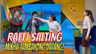 Raffi Kaget dan SALTING, Mikha Tambayong Datang! |  OKAY BOS (21/08/20) Part 1