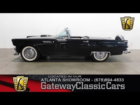 1956 Ford Thunderbird - Gateway Classic Cars of Atlanta #544