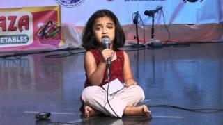 Spandana Super Singer 2010 - Mega Finale - Junior Winner - Spoorthi Rao