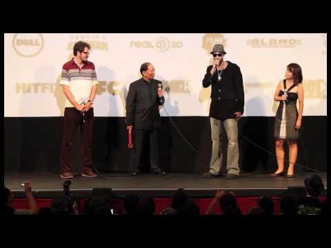 TASTIC FEST 2010  Lifetime Achievement Award Ceremony for Yuen Woo Ping