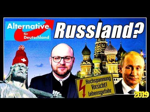 AfD & Russland | Diffamierungskampagne | EU Parlamentswahlen