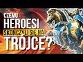 Czemu HEROESI skończyli się na TRÓJCE?