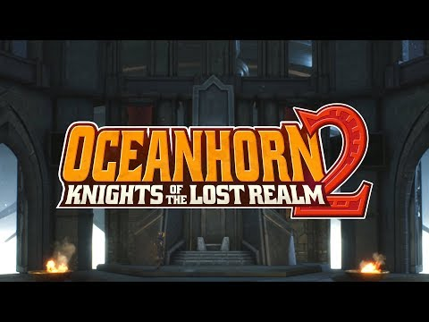 Oceanhorn 2: Knights Of The Lost Realm - Official Teaser Trailer - 2019