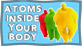 How Many Atoms are Inside Your Body?   Horrible Science   Nugget