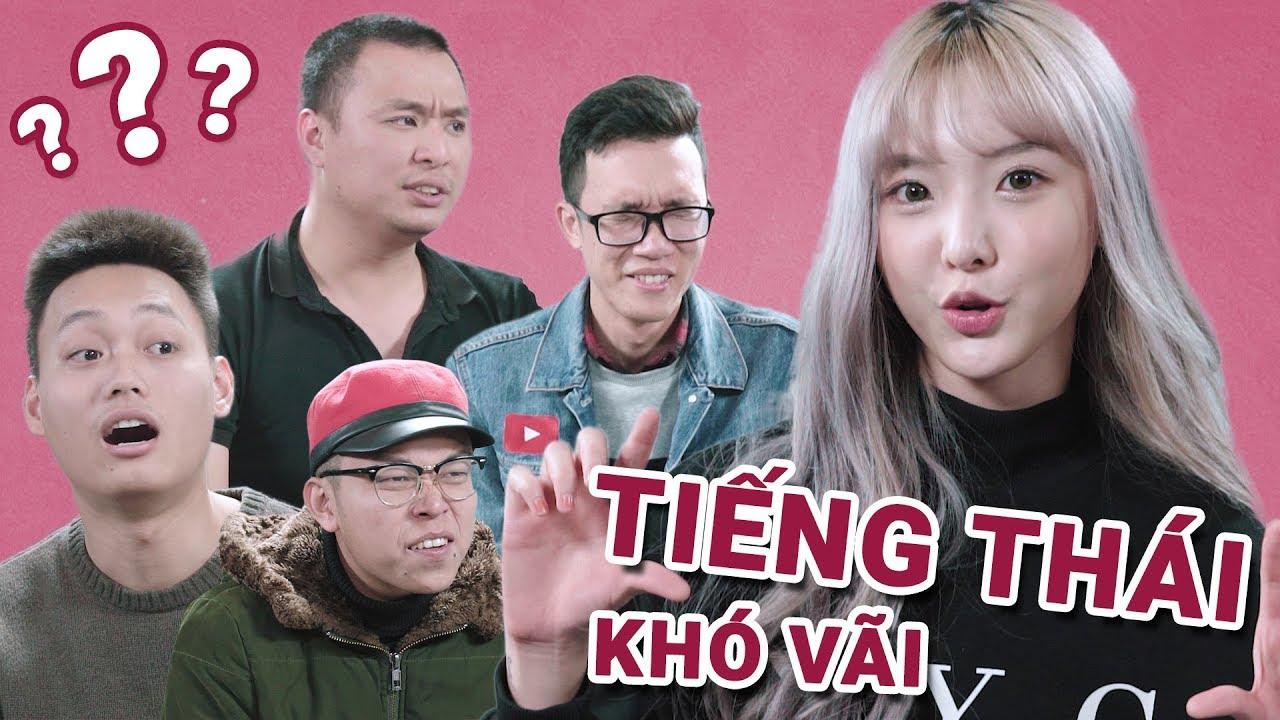 Cười rụng rốn nghe hot girl Nene chém tiếng Việt đáng yêu muốn xỉu | Trong Trắng 85