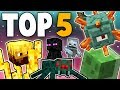 Top 5 Hardest Mobs To Kill In Minecraft
