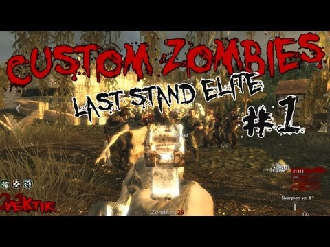 "Custom Zombies | ""Last Stand Elite"" Koop #1 (German) [HD]"