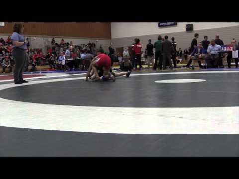 2014 Huskie Open: 54 kg Aidan Peatsh vs. Conner MacLachan