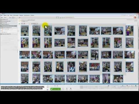 Как делать видео из фотографий в Picasa 3.9. Видеоурок