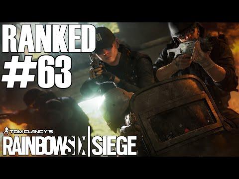 Rainbow Six Siege: Ranked - Teamwork Wins Games