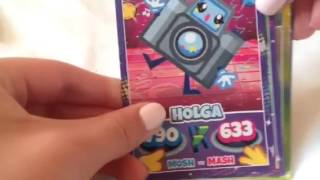 Moshi Monsters Mash Up Party Pack Opening&Review!