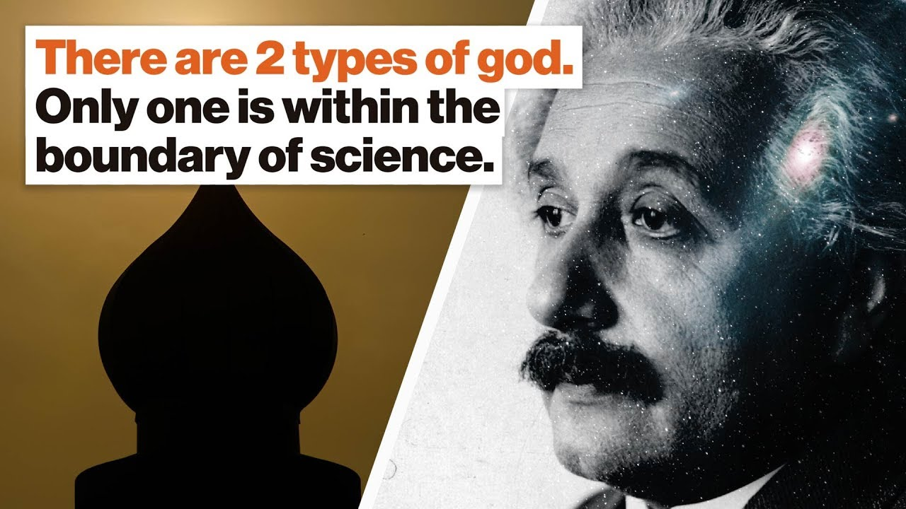 Michio Kaku: There are 2 types of god. Only one is within the boundary of science.