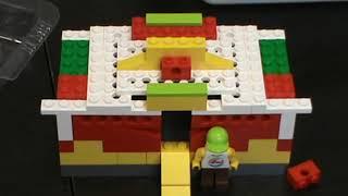LEGO WEDO Свободный урок.